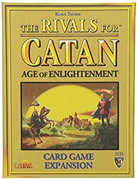 Rivals for Catan Age of Enlightenment Expansion by Mayfair Games: Amazon.es: Juguetes y juegos