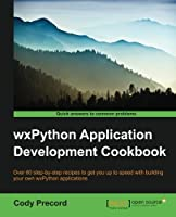 WxPython Application Development Cookbook Front Cover