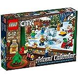 Lego City 60155 - Calendario Dell'Avvento