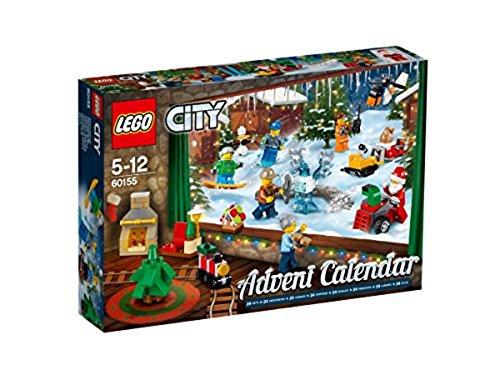 Lego City   Advent Calendar 2017