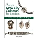 More Metal Clay For Beaders 18 Innovative Projects by Irina Miech Craft Book