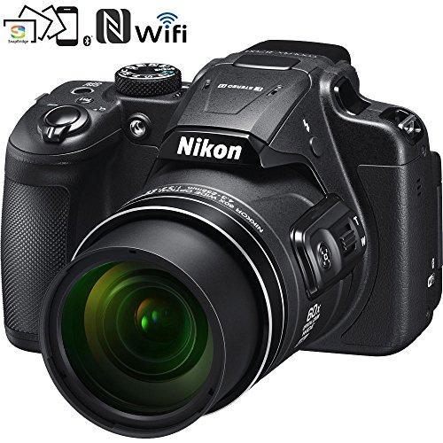 Nikon Coolpix B700 4K Wi-Fi Digital Camera (Certified Refurbished)