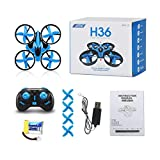 Voberry JJRC H36 6-axis Gyro Headless Mode Mini RC Quadcopter 2.4GHz With 8 Motors