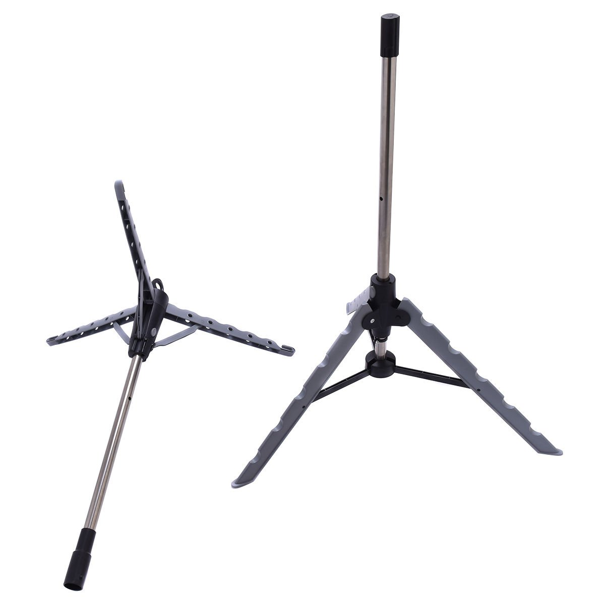 Clothes Hanger Drying Portable Multifunctional Retractable Laundry Racks Tripod by TF-Godung (Image #4)