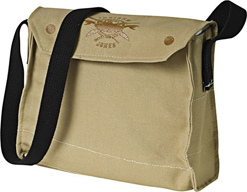 [Morris Costumes Men's Indiana Jones Satchl/Tote Bag] (Cheap Indiana Jones Costumes)