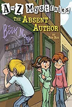 A to Z Mysteries: The Absent Author by [Roy, Ron]