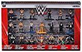 Best Playset With Roman Reigns - WWE Wrestling Nano Metalfigs WWE Diecast Figure 20-Pack Review