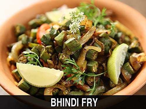 Bhindi Fry Recipe ()