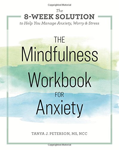 - The Mindfulness Workbook for Anxiety: The 8-Week Solution to Help You Manage Anxiety, Worry & Stress