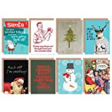 Rude Christmas Card Pack