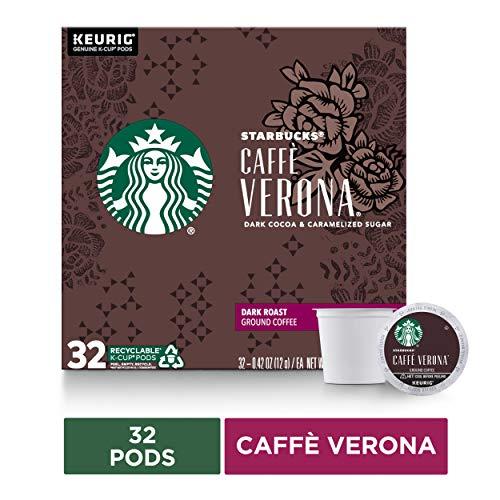 Starbucks Dark Roast K-Cup