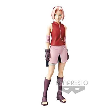 Amazon.com: Banpresto 39765 Naruto Shippuden Shinobi ...