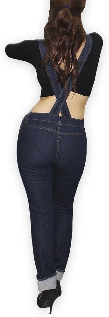 Luigi Jeans USA Denim Jumpsuit
