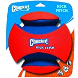 Chuckit Kick Fetch Toy Ball for Dogs, Small x2 For Sale
