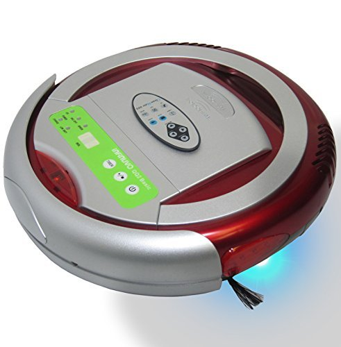 Infinuvo CleanMate QQ-2 BASIC Robotic Vacuum Cleaner - Cordless by Infinuvo
