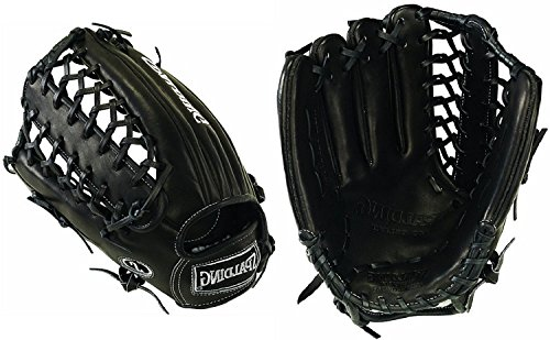 Spalding Pro-Select Series 12.75' Trapeze Web Fielding Glove (left handed thrower)