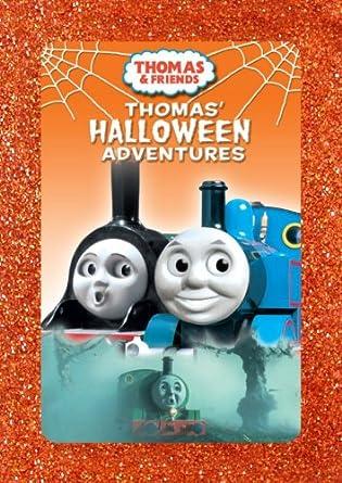 Thomas Halloween Adventures September 2020 Dvd Amazon.com: Thomas & Friends: Thomas' Halloween Adventures: Thomas