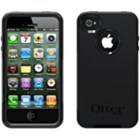 iPhone 4/4S Black Commuter Series Otter Box