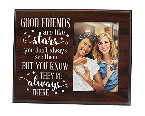 good friends are like stars - 6