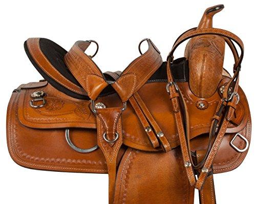 premium-western-pleasure-trail-ranch-roping-roper-pleasure-trail-horse-leather-saddle-free-tack-15-1