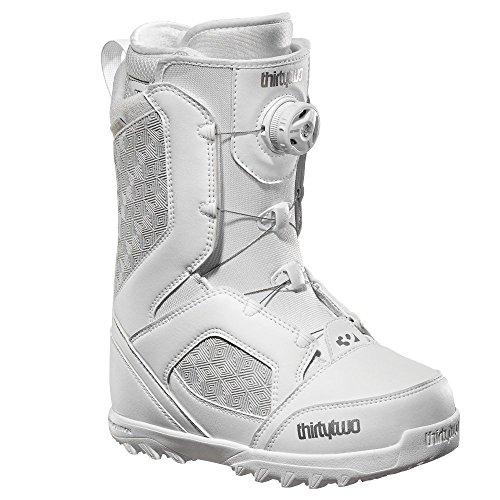 thirtytwo Women's STW Boa '18 Snowboard Boots, Size 8.5, White