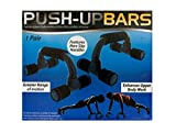 K&A Company Up Push Exercise Bars Fitness Home Gym Stands Workout Training Handles EquipmentCase of 5