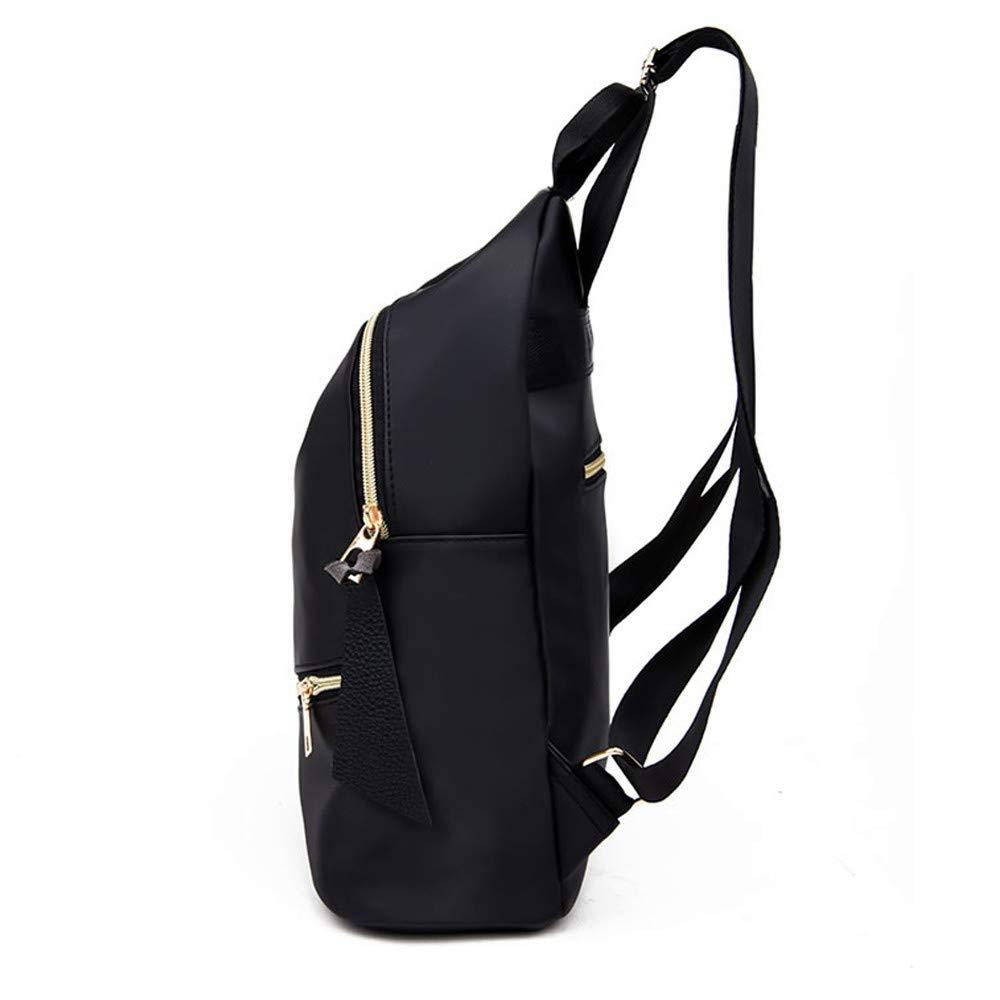 donne ragazza in tessuto Oxford zaino Student Satchel viaggi escursioni sport zaino borsa zaino per laptop squarex zaino