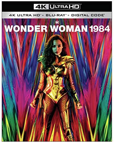 Wonder Woman 1984 (4K Ultra HD + Blu-ray + Digital)
