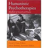 Humanistic Psychotherapies 9781557987877
