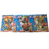 zombie hulk marvel select - Cardinal Marvel Heroes 3 in 1 Panoramic Puzzle