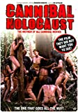 Cannibal Holocaust cover.