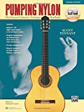 Pumping Nylon: The Classical Guitarist's Technique Handbook, Book & Online Audio (Pumping Nylon Series)