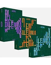 ENHYPEN [ DIMENSION : DILEMMA ] 1st Album 3 Ver FULL SET. 3ea CD+3ea Photo Book+3ea Lyric Book+3ea Photo Card+3ea Hologram Photo Card+3ea Folded Mini Poster(On pack)+3ea Sticker+3ea Pre-Order Item