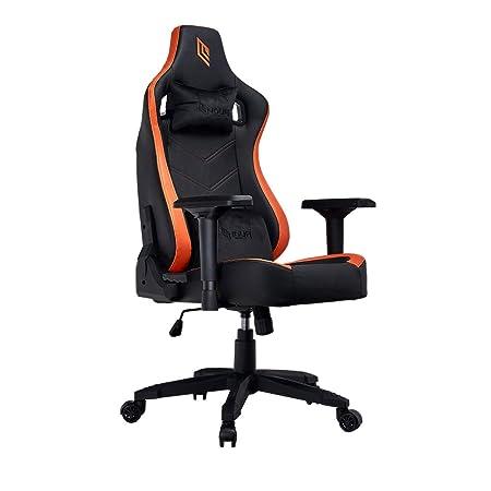 sedia gaming senza braccioli