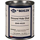 Ground Hide Glue, 1 Pound