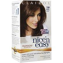 Nice 'n Easy Permanent Color, 5N/118A Natural Medium Neutral Brown 1 ea