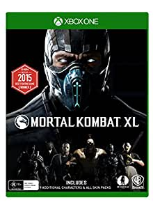 Mortal Kombat XL XBOX One Game of the year