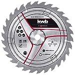 kwb by Einhell 49587151 - Lama per sega HM, Ø 200 x 16 x 2,4 mm, Z20 51idDLlG8TL. SS150