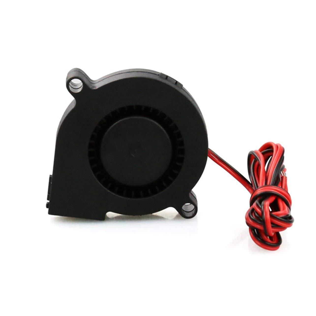 WOSOSYEYO Piezas de la Impresora 3D DC24V Ventilador de ...