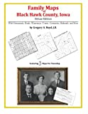 Family Maps of Black Hawk County, Iowa