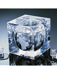 Grainware Luxury Planet Earth Ice Bucket 7 X 7 X 7 Inch 1 Each