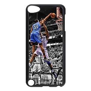 NBA Oklahoma Thunder Kevin Durant Hot DIY Custom Hard Back Case Cover for iPod Touch 5