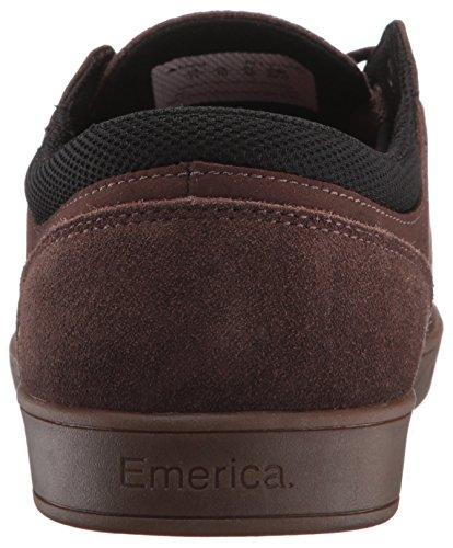 Emerica Figueroa (figgy) Skate Schoen Bruin / Gum / Goud
