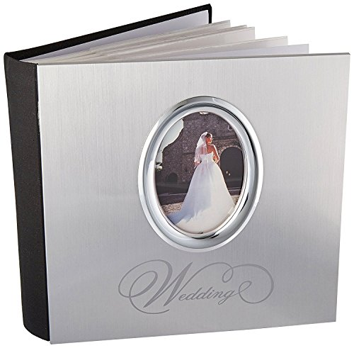 MBI 200Bolsillos álbum de Fotos de Boda de Plata, 24,8cm por 17,1cm