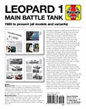 Leopard 1 Main Battle Tank Owners' Workshop Manual: 1965 to present (all models and variants) - An insight into the design, construction, operation ... first post-war armoured fighting vehicle