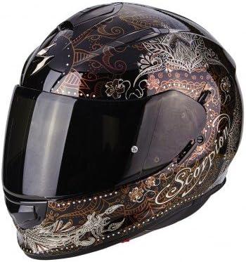 /113/ mehrfarbig /234/ Gr/ö/ße XXS /01/Helm Motorrad exo-510/Air Azalea Scorpion 51/