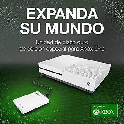 Seagate Game Drive para Xbox, 2TB, Disco duro externo, HDD ...