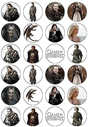 Game Of Thrones Cake Decorations Amazon
