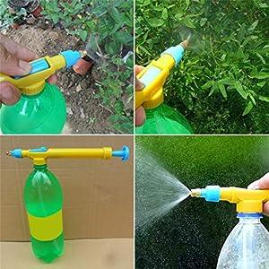 Footprintse Mini Succo Bottiglie Interfaccia Carrello Pistola Spruzzatore Testa Pressione dell'Acqua Plastica Acqua… 2 spesavip