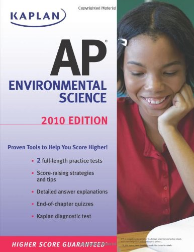 Kaplan AP Environmental Science 2010